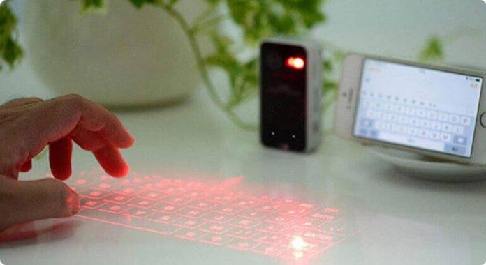 keyless pro laser keyboard