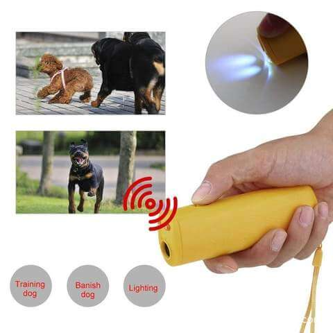 stop barking device