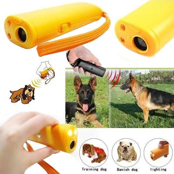 stop dog barking device