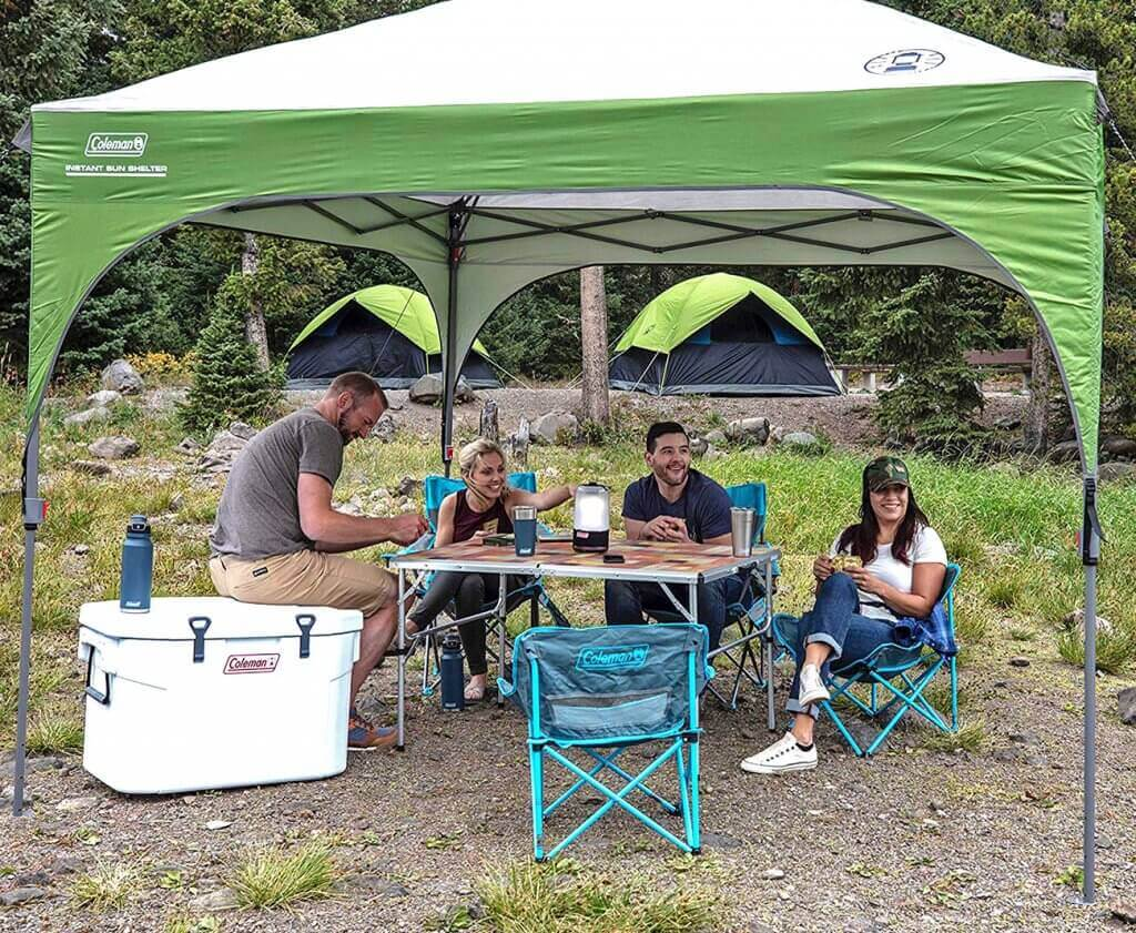 Best Canopy Tent for Camping