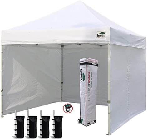 Eurmax 10' x 10' Ez Pop-up Canopy Tent