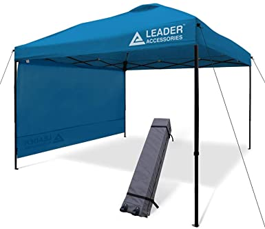 Leader Accessories 10' x 10' Instant Canopy Pop Up Canopy