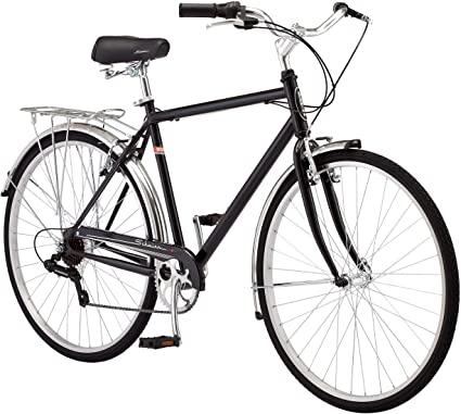 Schwinn Wayfarer Bike Mens and Womens Hybrid Retro-Styled Cruiser